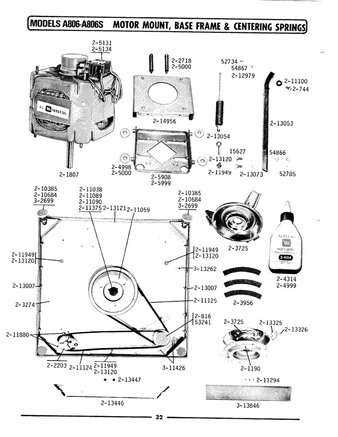 Diagram for LA806