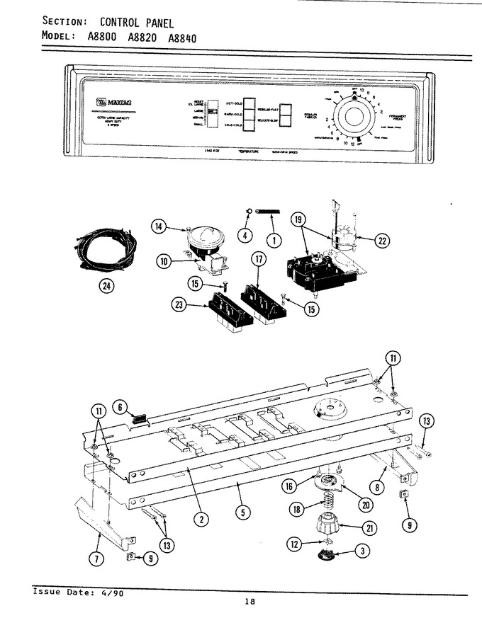 Diagram for GA8840