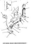 Diagram for 16 - Pump Assy/brkt/hoses & Siphon Break Kit