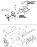 Diagram for 07 - Optional Ice Maker Kit Ic11b P1328003w