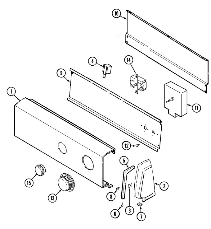 Diagram for DGP223V
