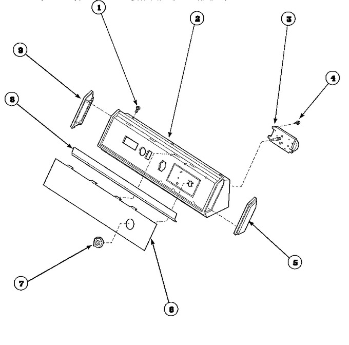 Diagram for AEM427W2 (BOM: PAEM427W2)