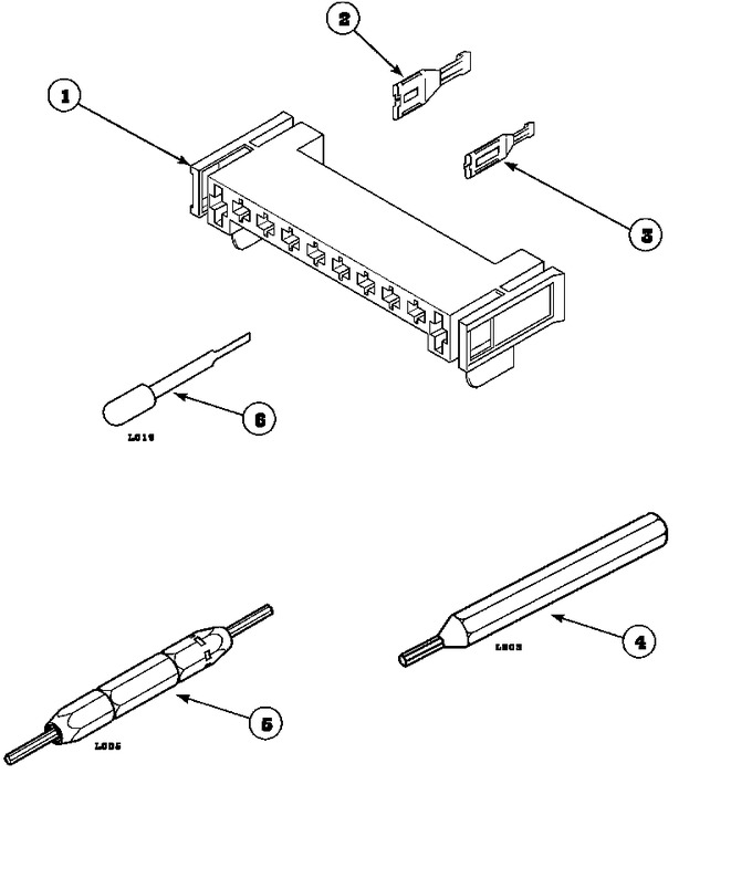 Diagram for AEM677L2 (BOM: PAEM677L2)