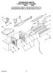 Diagram for 08 - Icemaker Parts, O
