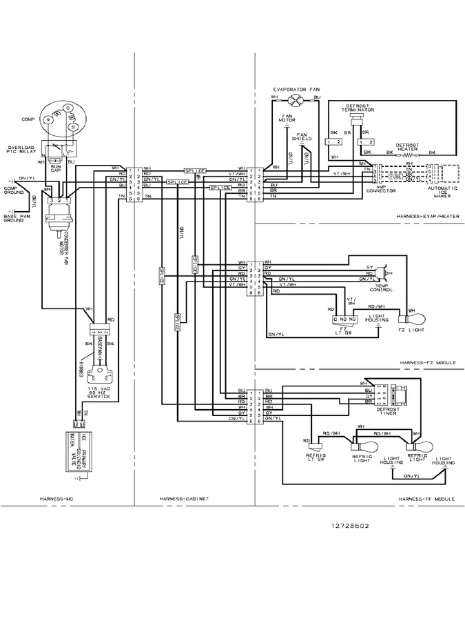Diagram for ARB2217CSL (BOM: PARB2217CS2)