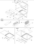 Diagram for 03 - Deli, Shelves, Crisper Assy, Accessories