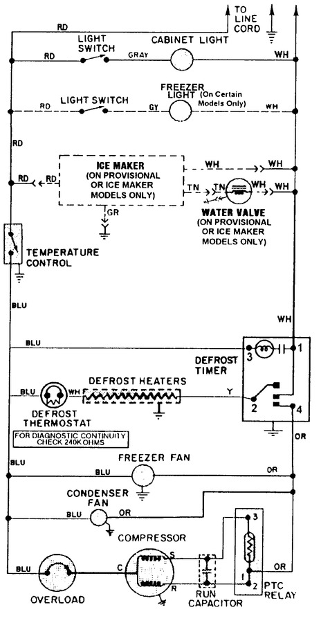 Diagram for CT21B6FW