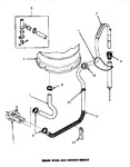 Diagram for 06 - Drain Hose & Siphon Break