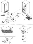 Diagram for 05 - Evaporator Area &