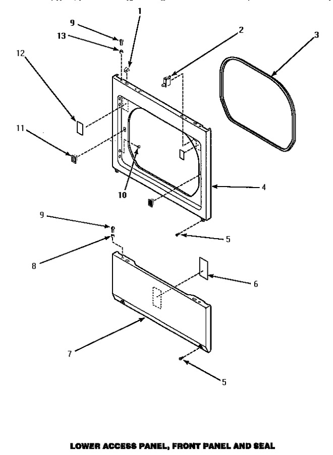 Diagram for LG4429L (BOM: P1158901W L)
