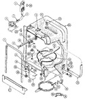 Diagram for 05 - Tub