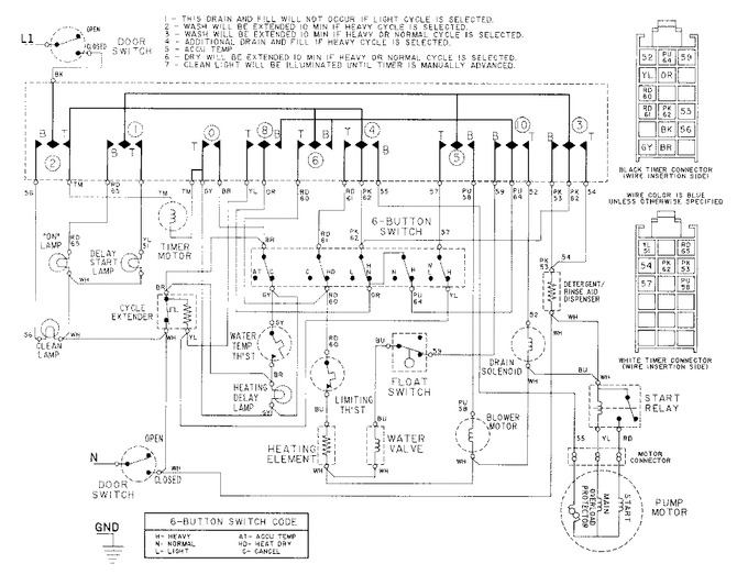 Diagram for DW860W