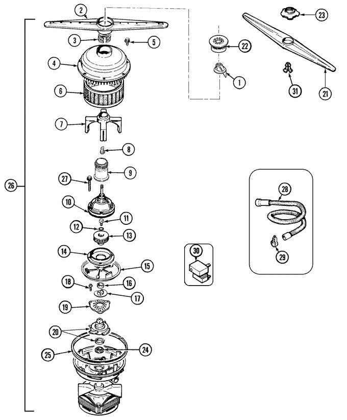 Diagram for DWU7202AAB