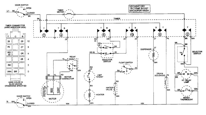 Diagram for DWUA601AAB