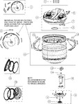 Diagram for 04 - Inner Tub / Spinner