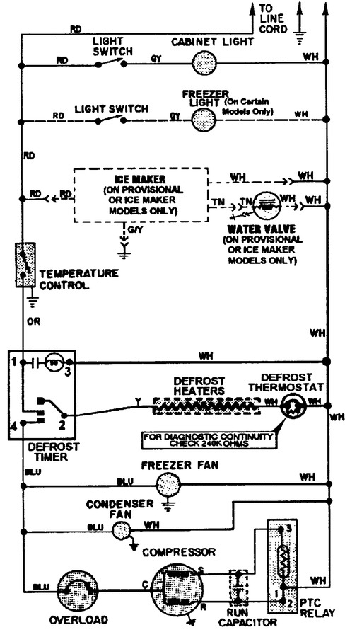 Diagram for TR580NF