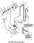 Diagram for 16 - Pump Assy, Hoses & Siphon Break Kit