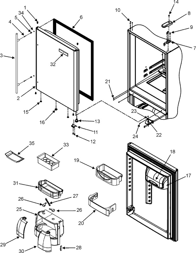 Diagram for JBL2256HES