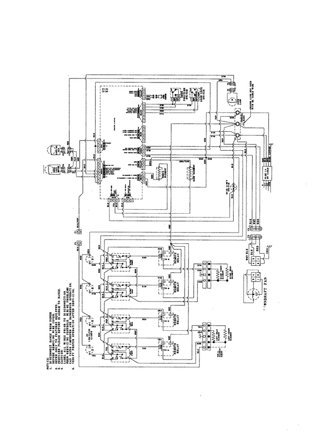 Diagram for JES9750BAW
