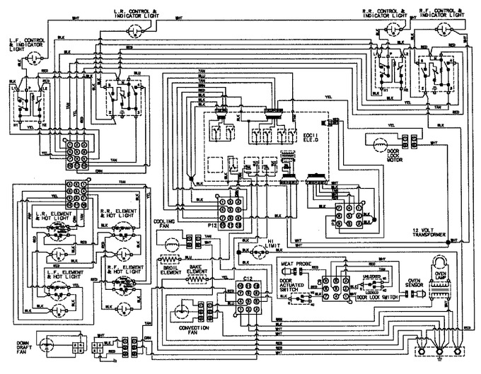 Diagram for JES9800AAS