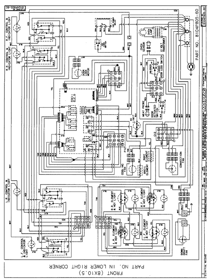 Diagram for JES9800ACW