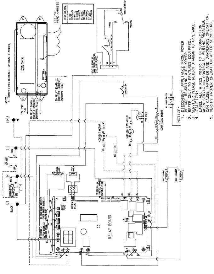 Diagram for JEW8530AAW