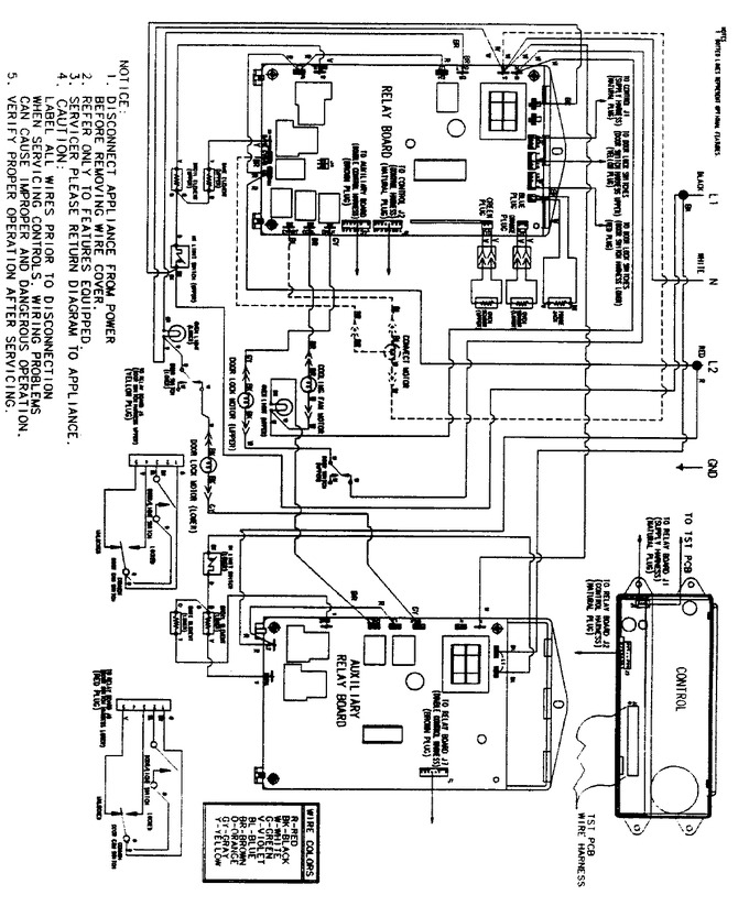 Diagram for JJW9630CAW