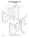 Diagram for 07 - Refrigerator Door Part
