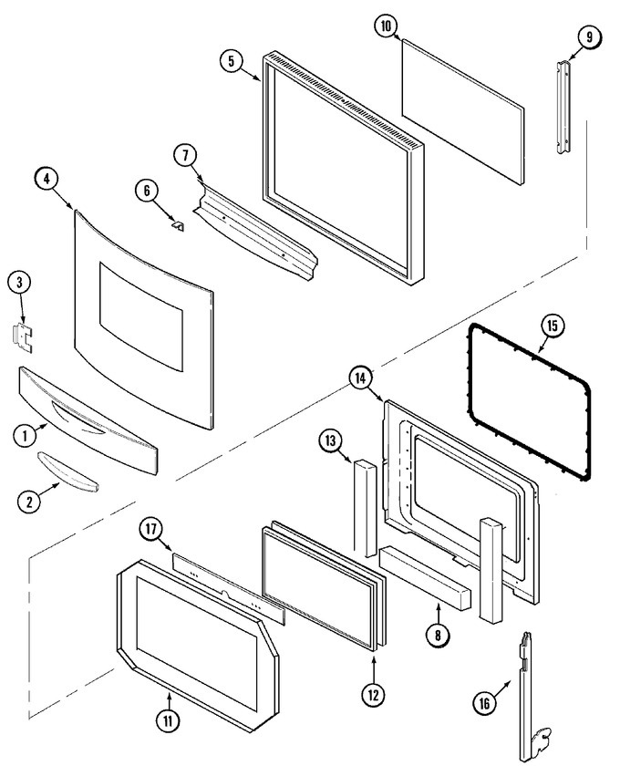 Diagram for JMW9530CAB