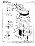 Diagram for 07 - Tub