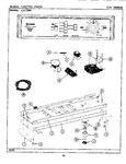 Diagram for 04 - Control Panel