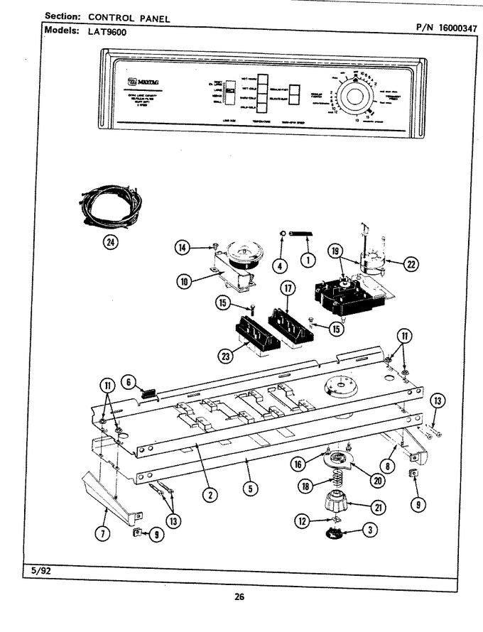 Diagram for LAT9600ABL