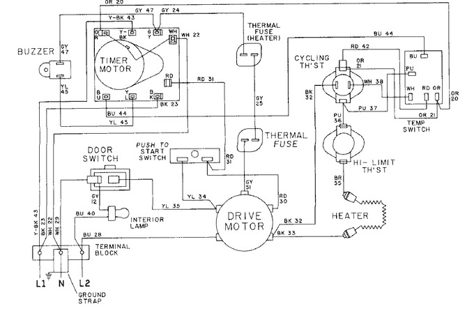Diagram for LDE4914ACE