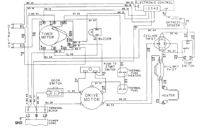 Diagram for LDE8604ADE
