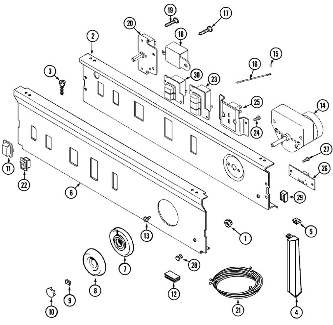 Diagram for LDE9804ADE