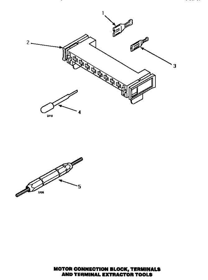 Diagram for LE4607L (BOM: P1163615W L)