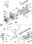 Diagram for 12 - Heater Box Assy Replacement