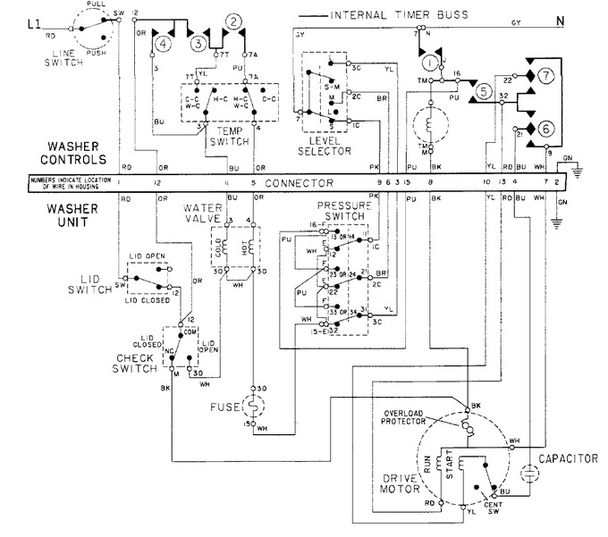 Diagram for LSG7804AAE