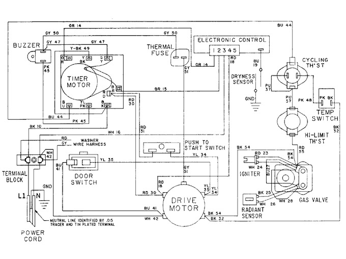 Diagram for LSG7806AAE
