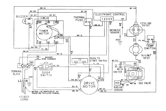 Diagram for LSG7804ABL