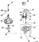 Diagram for 01 - 34526p Transmission Assy