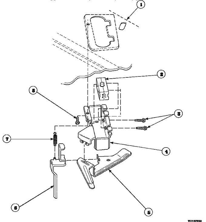 Diagram for LW8263W2 (BOM: PLW8263W2)