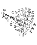 Diagram for 06 - Latch Assembly Parts List
