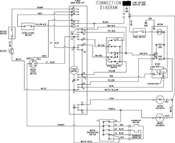 Diagram for MAV3905AWW