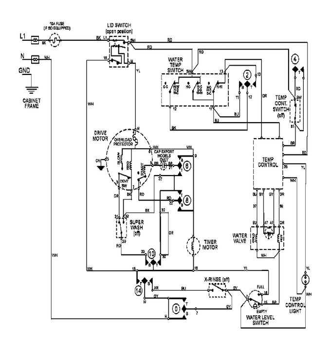 Diagram for MAV6358AWW