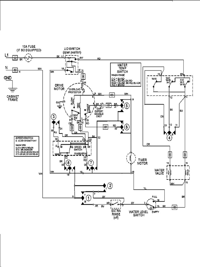Diagram for MAV6451AGW