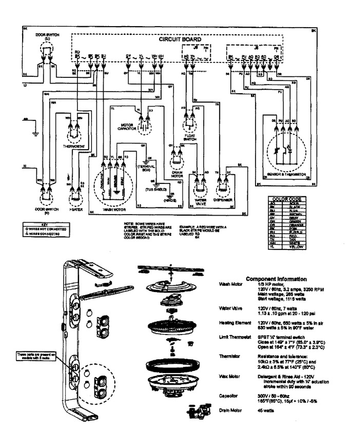 Diagram for MDB7750AWQ