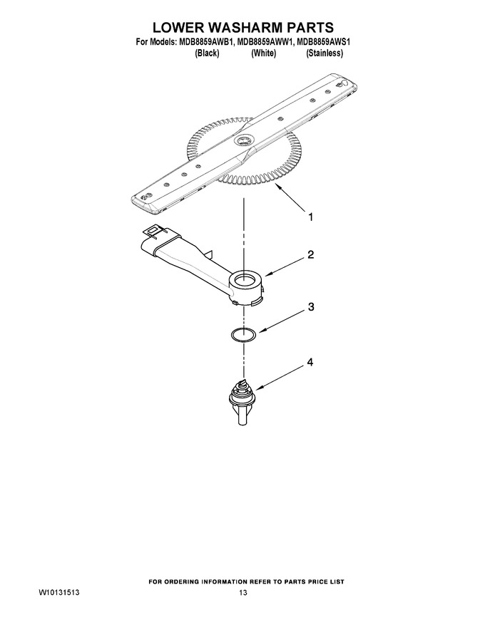 Diagram for MDB8859AWS1