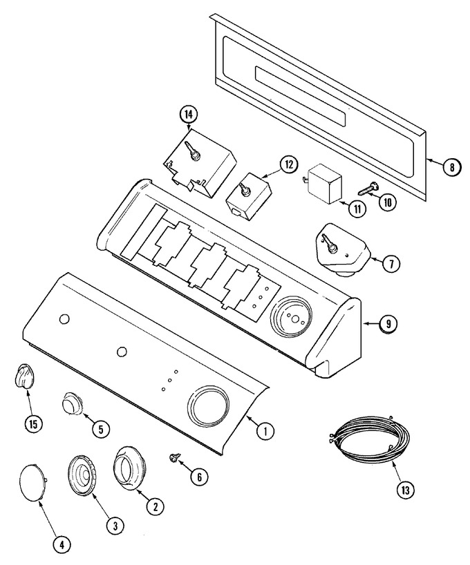 Diagram for MDE2500AYW