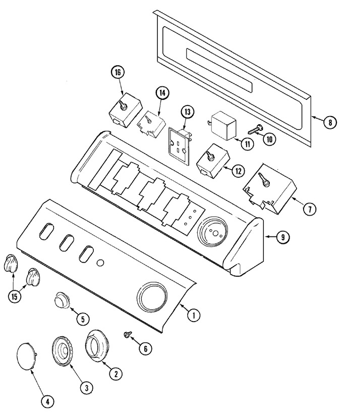 Diagram for MDE3600AZW